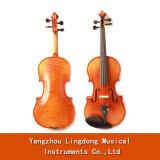 바이올린 4/4의 직업적인 Handmade 유화