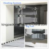Venta caliente Semiautomática máquina de envasado retráctil de túnel de calor