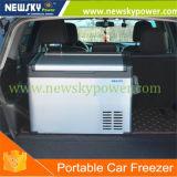 70л Размер Mini 12V 24 в автомобиле установлен морозильник