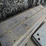Вырезывание стального листа изготовления металлического листа/вырезывание стальной плиты