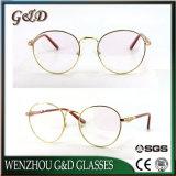 2018 Nuevo producto de moda popular marco óptica anteojos anteojos de metal