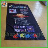 Дешевые шелк флаг трафаретной печати (TJ-36)