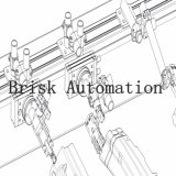 Préhenseur électrique de robot pour &#160 automatique ; Pièces