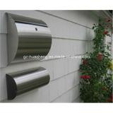 Классицистический почтовый ящик нержавеющей стали (HS-MB-005)