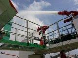 リモート・コントロール電気火の水モニタの泡のモニタを作動させなさい