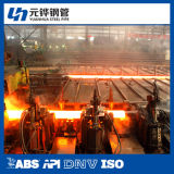 Nahtloses Stahlrohr für flüssige Anlieferung