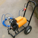 噴霧機械の機械に吹きかける高圧電気空気のないペンキのスプレーヤー/Painting