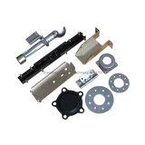 CNC-Lavorare-Macchina-Lavorare-Perforare-Premere-Alluminio-Acciaio-Ottone-Strato-Metallo-Timbrare-Parti