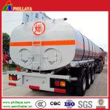 Reboque do petroleiro da água do aço inoxidável de baixo preço para a venda