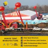 Barraca de alumínio grande para o evento da feira profissional