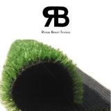 Grama artificial sintética do relvado do gramado da decoração para ajardinar