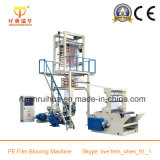 HDPE biodegradable, máquina de soplado de película de LDPE Extrusora