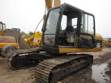 Lagarta usada 320c da máquina escavadora do gato 320c para a venda