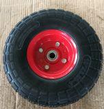 La espuma de la PU rueda el neumático libre plano para el carro de la herramienta