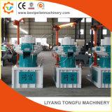 縦機械餌の製造所のリングは生物燃料の餌機械を停止する