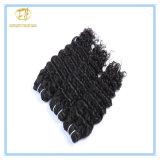 Indische Karosserien-Wellen-natürliches Farben-Jungfrau-Haar mit Fabrik-Preis Wfidw-001
