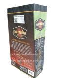 Carbón de leña respetuoso del medio ambiente de la barbacoa que empaqueta la bolsa de papel de Kraft, 2kg 3kg 4kg 5kg 9kg, 10kg