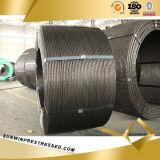1X7 filo ad alta resistenza dell'acciaio del collegare 9.53mm