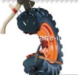 Polyurethan-füllender Reifen verwendet auf Schlussteil