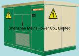 1600kVA 22kvのクラスの乾式の変圧器の大陸タイプ高圧変圧器