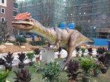 Parque Infantil exterior alta artificial de simulação de modelos de dinossauros em 3D