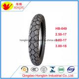 Venta caliente neumático para motos en el mercado de África 3.00-17 3.00-18 2.75-17