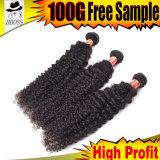 Необработанные заготовки 9 бразильской Реми Virgin волос человека