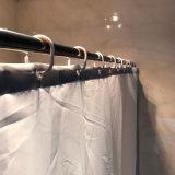Las grúas PEVA impermeabilizan la cortina de ducha para el cuarto de baño