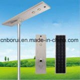 Smart integrado tudo numa rua Solar LED Baixar 20W