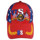 Бейсбольные кепки с изготовленный на заказ логосом Gj1785