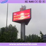 Schermo di visualizzazione curvo parete esterna del LED dell'arco video/dell'interno per la pubblicità (P6, P8, P10, P16)
