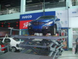 中国のベストセラーの良質の中古車は販売のための油圧静止した上昇を切る