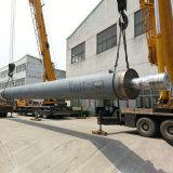 Cilindro hidráulico do projeto principal feito sob encomenda
