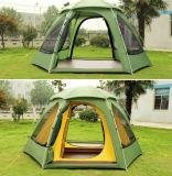[أن-بدرووم] خارجيّة 4 شخص خيمة, أسرة جيّدة [كمب تنت]