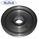 La Chine Fonderie par 5X114.3 bon marché des roues de la poulie d'acier fait sur mesure