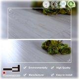 8mm & 12mm Eir la lumière de haute qualité en chêne blanc drop lock Planchers laminés