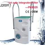 Wasserbehandlung-Multi-Fuction integrativer Swimmingpool-Filter Pk8025