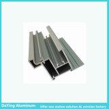 Traitement extérieur d'usine de profil d'excellence en aluminium en aluminium d'extrusion