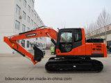 Excavatrices défonceuses moyennes de chenille de la machine Bd150 de Baoding avec l'encavateur
