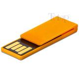Klipp USB-grelle Platte-Papierklammer USB-Schlüssel
