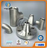 Encaixes de tubulação sem emenda do cotovelo do aço inoxidável do ANSI B16.9 Wp316/316L (KT0363)