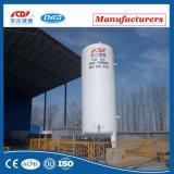 Réservoir de gaz de mémoire cryogénique de récipient à pression d'oxygène liquide/azote/Argon/LNG