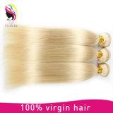 De goedkope Maagdelijke 613# Blonde Rechte Braziliaanse Uitbreiding van het Menselijke Haar Remy