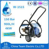 En el hogar de cobre eléctrico portátil equipos de lavado de coches de alta presión