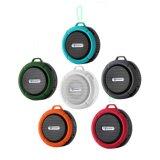 Altofalantes sem fio impermeáveis portáteis de Bluetooth da fonte do fabricante do OEM mini (BS-C6)