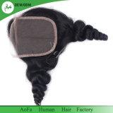 2018 Nouveaux produits pour les cheveux naturels Omber sèche la fermeture de l'homme