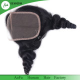 2018 NOVOS Produtos de cabelo humano Natural Omber Encerramento de cabelo