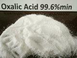 Venta de fábrica de ácido oxálico 99,6% Min bajo precio en alta calidad