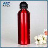 Garrafa de água de alumínio potável desportivos