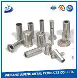 Aço inoxidável/alumínio personalizadas estampagem profunda em aço inoxidável de desenho